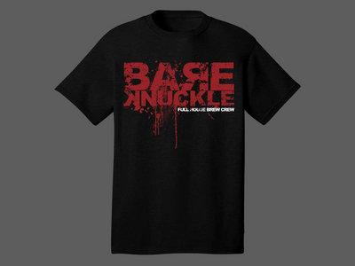 T-shirt Bare Knuckle Logo Black main photo