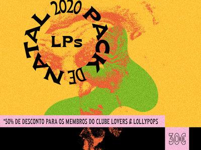 Pack de Natal - 3 x LPs main photo