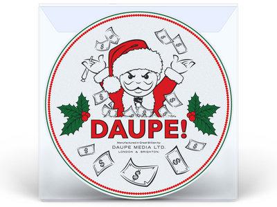 Limited Edition Daupe! CHRISTMAS Slip-mats (PAIR) main photo