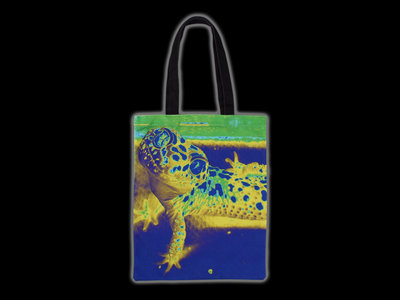 Gecko Tote (limited) main photo