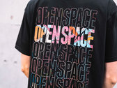 Limited t-shirt 'OPEN SPACE' photo