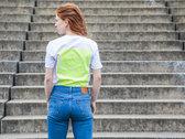 Limited t-shirt 'The Swirl' neon photo