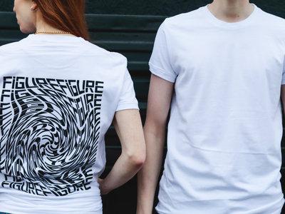 T-shirt 'The Swirl' black main photo
