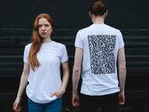 T-shirt 'The Swirl' black photo