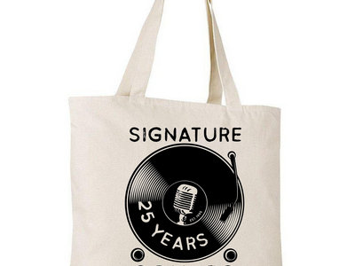 25th Anniversary Tote Bag main photo