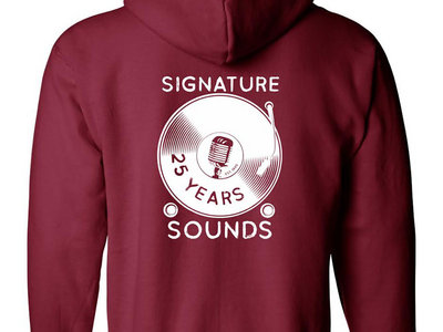 Signature Sounds 'Turntable' Hoodie main photo