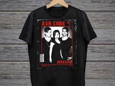 Ash Code - 'Disease' Tee main photo