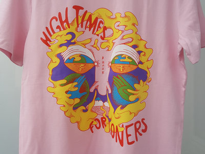 """Limited Edition """"High Times For Loners"""" T-Shirt main photo"""