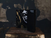 100 copies limited accordion-fold CD  // 2 colours Screen printing photo