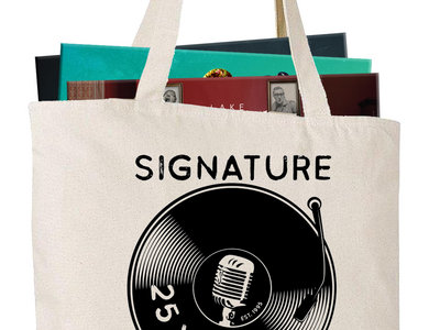 25th Anniversary Tote with 10 Vinyl Albums main photo