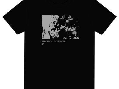 Spherical Disrupted - 25 (T-Shirt, Men/Women) main photo