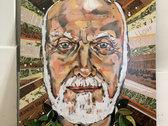 Ram Dass Premium Art Print - LARGE photo