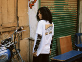 """""""Habibi Funk"""" - T-shirt - Unisex Cut - White - Pre-order second print, shipping early - mid January. photo"""
