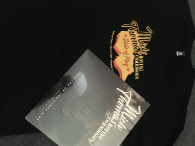 Vinyl + t-shirt bundle main photo