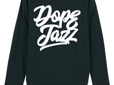 DOPE JAZZ SCRIPT Sweater main photo