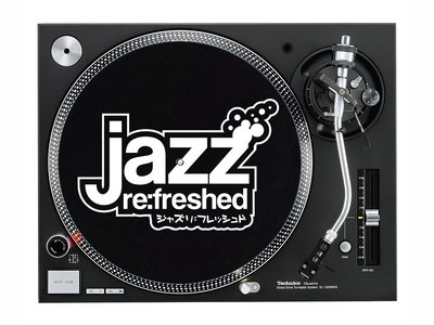 jazz re:freshed slipmat main photo