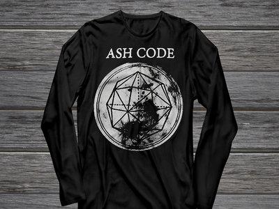 Ash Code 'Logo' Long Sleeve Tee main photo