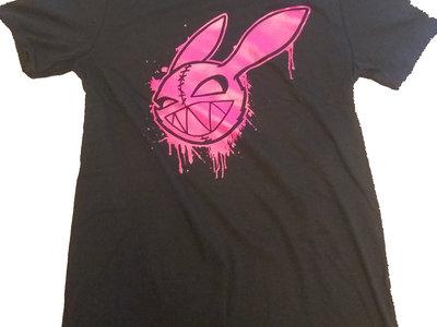 "Classic ""Murder Bunny"" Logo Shirt main photo"