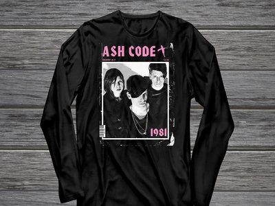Ash Code - '1981' Long Sleeve Tee main photo