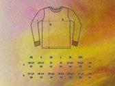 The Instinct Series - Long Sleeve T-Shirt - Earth Positive Organic Cotton photo