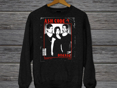 Ash Code - 'Disease' Sweater main photo