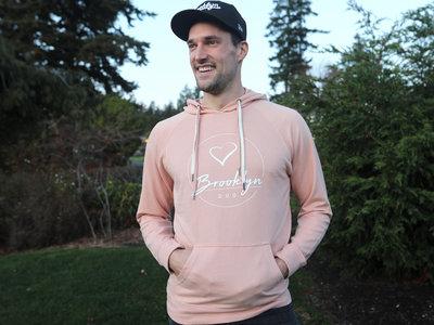 Premium Lightweight Hoodie (Rose Color) main photo