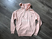 Premium Lightweight Hoodie (Rose Color) photo