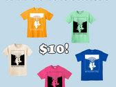 LP 2 Limited Edition T Shirt Colors photo