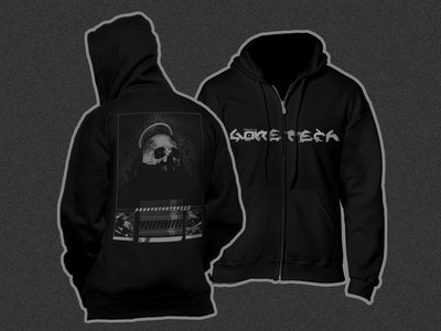 Gore Tech Hoodie - Grief and Sub Bass main photo