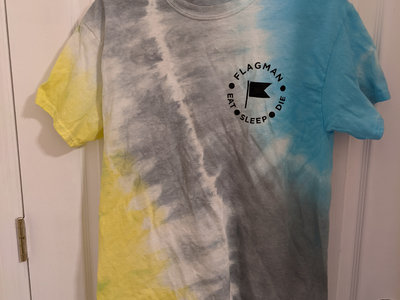 Eat - Sleep - Tie Dye Shirt main photo