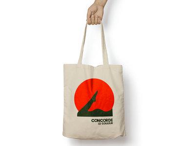 Le Couleur Tote Bag - Concorde main photo