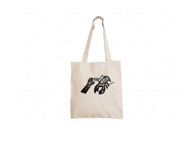 Lobster Theremin Premium Tote Bag main photo