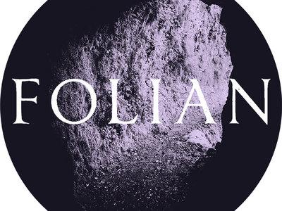 "Folian - 3"" Sticker main photo"