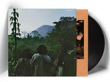 Lion's Drums 'Kagabas' LP [LD001] main photo