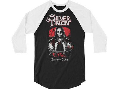 Deceiver, I Am 3/4 Raglan Shirt main photo