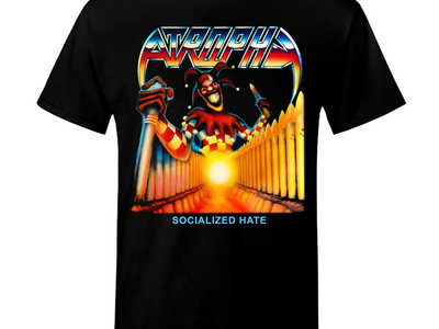 Socialized Hate T-Shirt (MADE TO ORDER) main photo