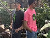 Pink Alien Shirt photo