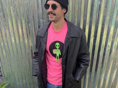 Pink Alien Shirt main photo