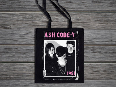 Ash Code - '1981' Tote Bag main photo
