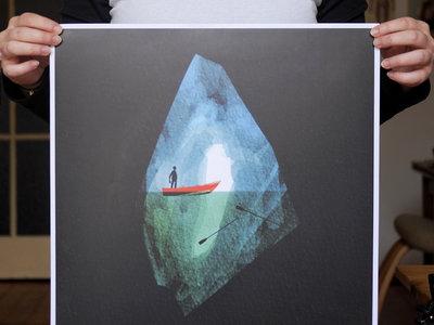 "Poster ""Frozen Portal"" main photo"