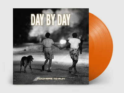 DAY BY DAY - Nowhere To Run LP main photo