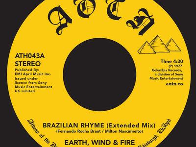 "Earth Wind & Fire - Brazilian Rhyme [7"" Vinyl] main photo"