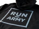 Ltd edition RUNARMY Hood photo