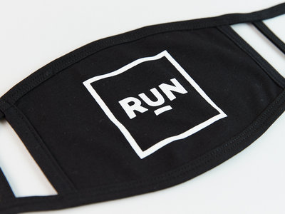 RUN classic logo Face Covering main photo