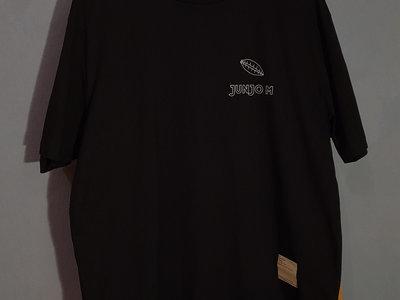 Kronkorkenmuschel T-Shirt - Black - XL main photo