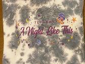Tie Dye Hoodie - A Night Like This - 1 of 1 (XL) photo