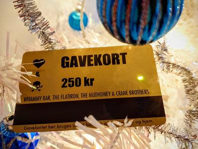 Giftcard 250 kr main photo