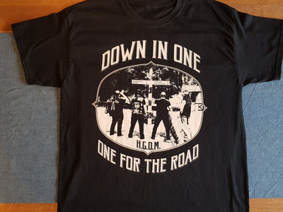 One For The Road T-Shirt main photo