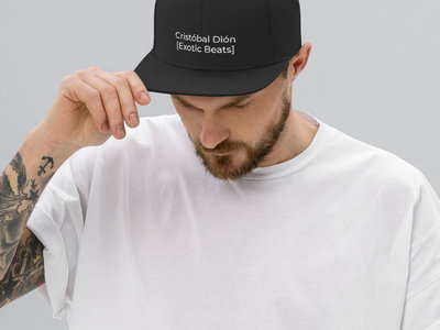 """Exotic Beats"" Quality Embroidery Snapback Cap main photo"