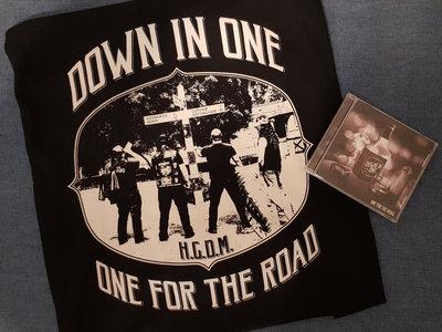 Album + T-Shirt Combo main photo